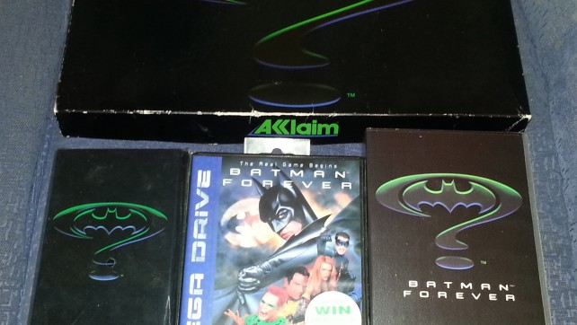 Batman Forever Ltd Edition