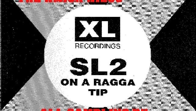 Aaron SL2 On a Ragga Tip