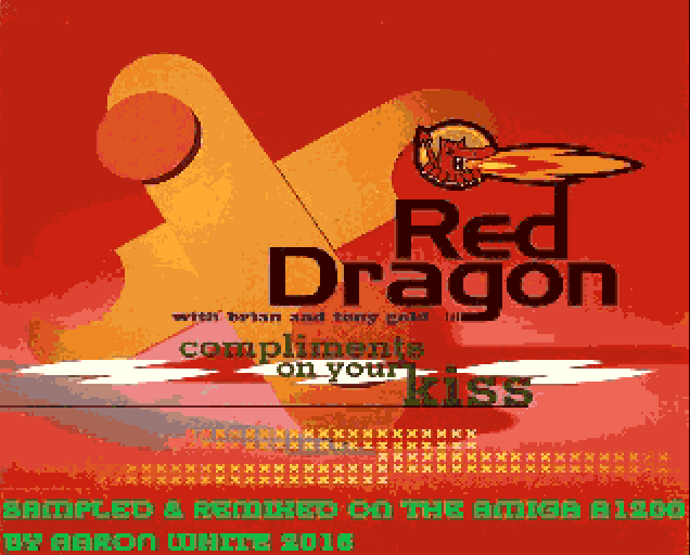 Aaron Red Dragon