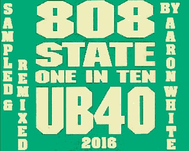 Aaron 808 One in ten UB40 Remix